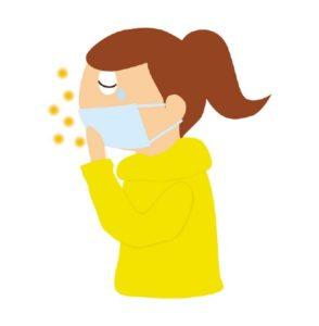 インフルエンザとマスク